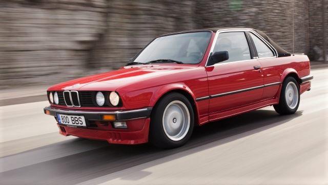 BMW 318 Baur TC e30