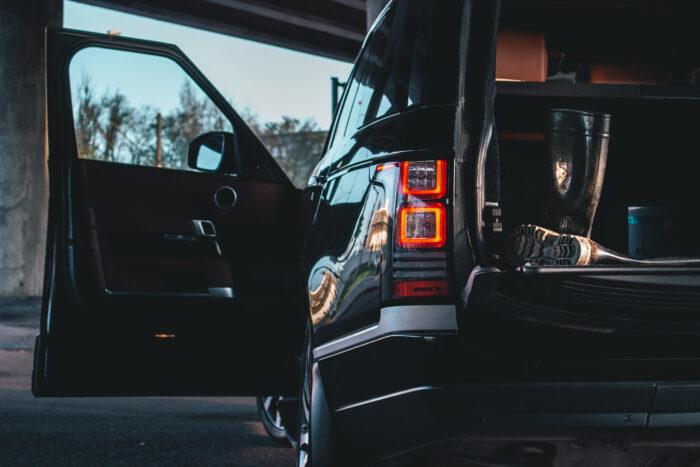 Range Rover Vogue L405