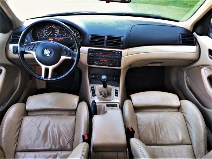 BMW 330XI e46