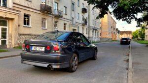 Lexus IS200 – tõsine alternatiiv e46'le?