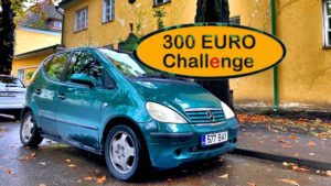 Mercedes A140 – 300€ Challenge stardipauk