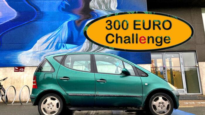 300€ Challenge - Nädal 1