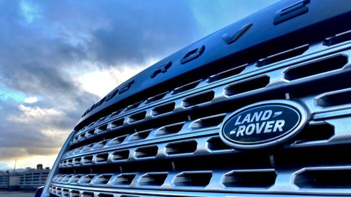 Range Rover Vogue L405 2014