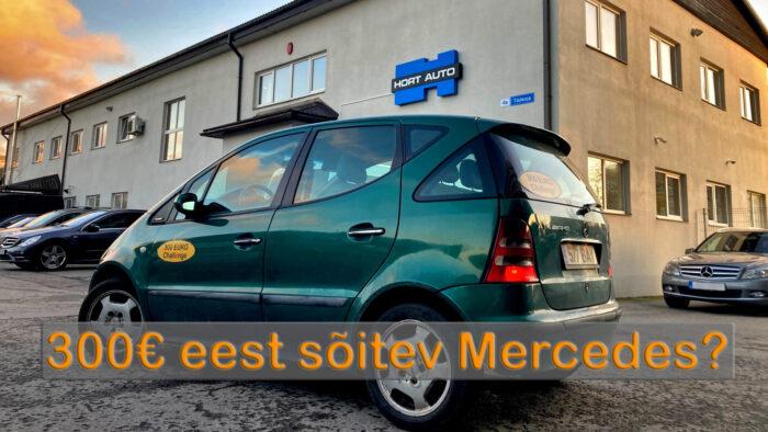 300 euro challenge - Hort Auto kontroll