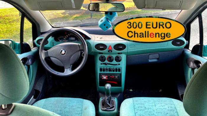 300 euro challenge - 100autot.ee