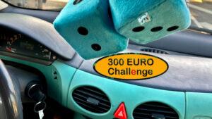 300€ Challenge päevik – nädal 2