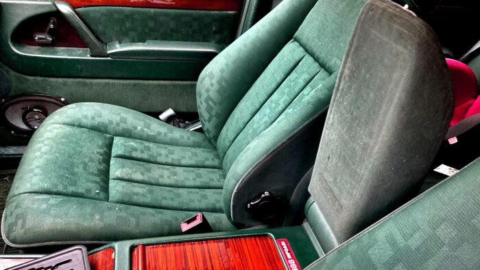 Mercedes-Benz w140 roheline