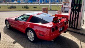 Chevrolet Corvette C4 – import katku ajal
