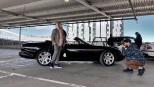 Jaguar XK8 – äratus talveunest