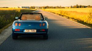 Fiat Barchetta – korda, puhtaks ja müüki!