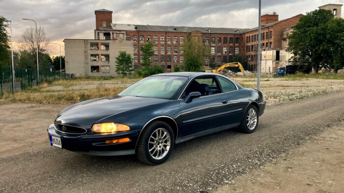 Buick Riviera 3.8 SuperCharged 1995
